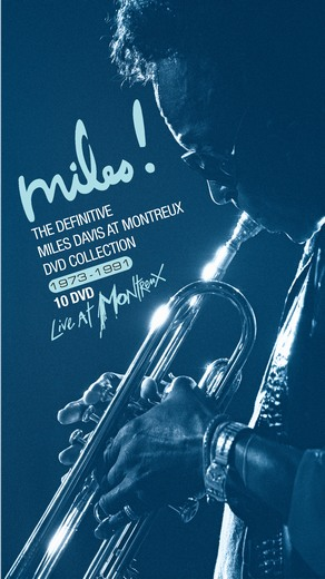 Definitive Miles Davis at Montreux DVD