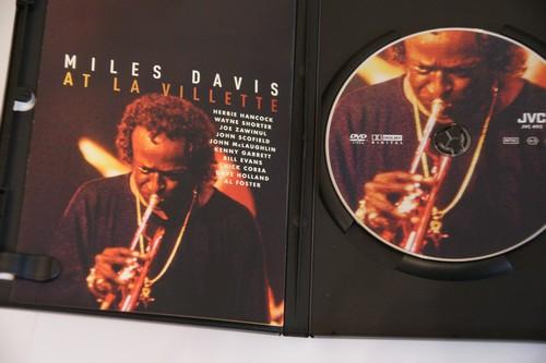 Miles Davis at La Villette interior