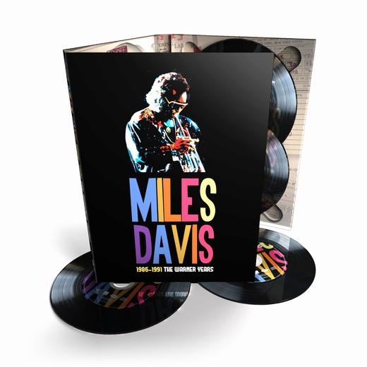 Miles Davis 1986 - 1991 - The Warner Years