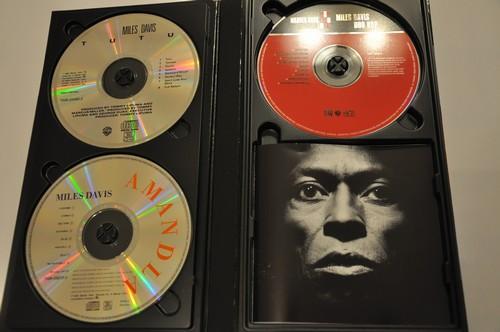 Miles Davis Trilogy interior
