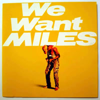 We Want Miles cover