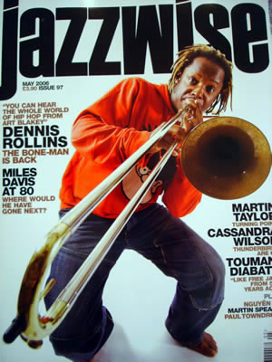 Jazzwise May 2006 issue