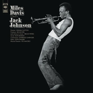 Miles Davis - Jack Johnson tribute
