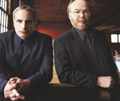 Donald Fagen and Walter Becker of Steely Dan © steelydan.com