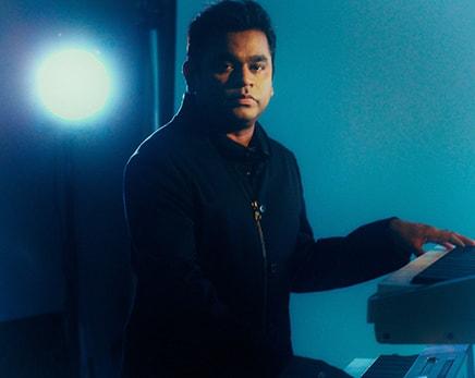 A R Rahman © A R Rahman.com
