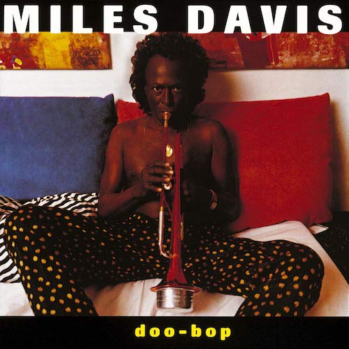 Doo-Bop cover – The cover shot for Doo-Bop was taken by Annie Leibovitz