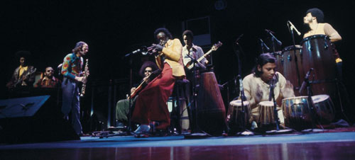 Miles's Band 1973