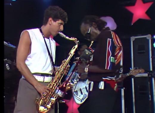 Bob Berg and Miles