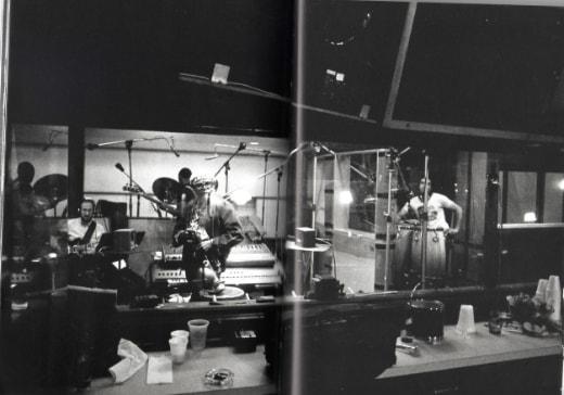 Decoy recording sesssion, NY, 1983 © Shigeru Uchiyama