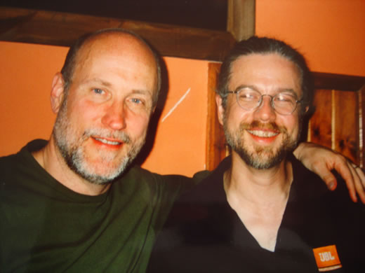 John Scofield and Patrick Murray