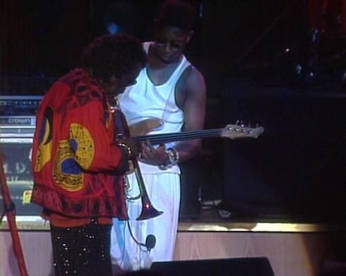 Miles and Darryl Jones