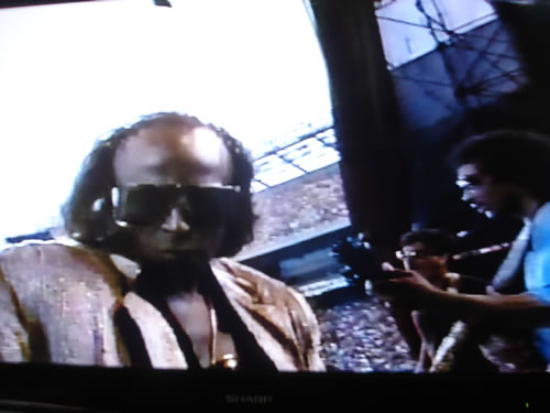 Miles Davis, Giants Stadium, New Jersey 1986