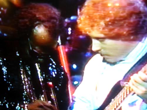 Miles Davis live with Garth Webber