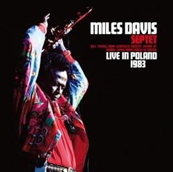 Miles Davis Live In Poland 1983 CD