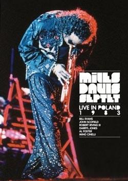 Miles Davis Live In Poland 1983 DVD