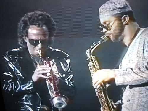 Tokyo 1990 Miles and Garrett