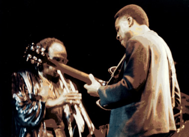 Miles and Bobby Broom