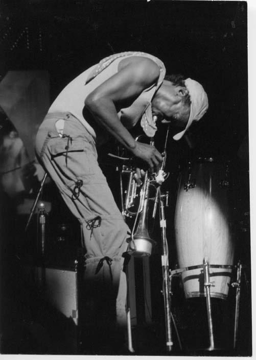 Miles Davis by Milan Simich