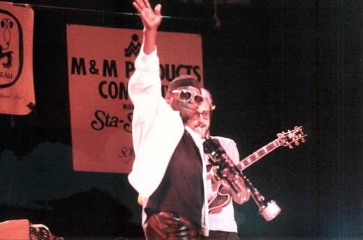 Miles Davis Atlanta Jazz Festival